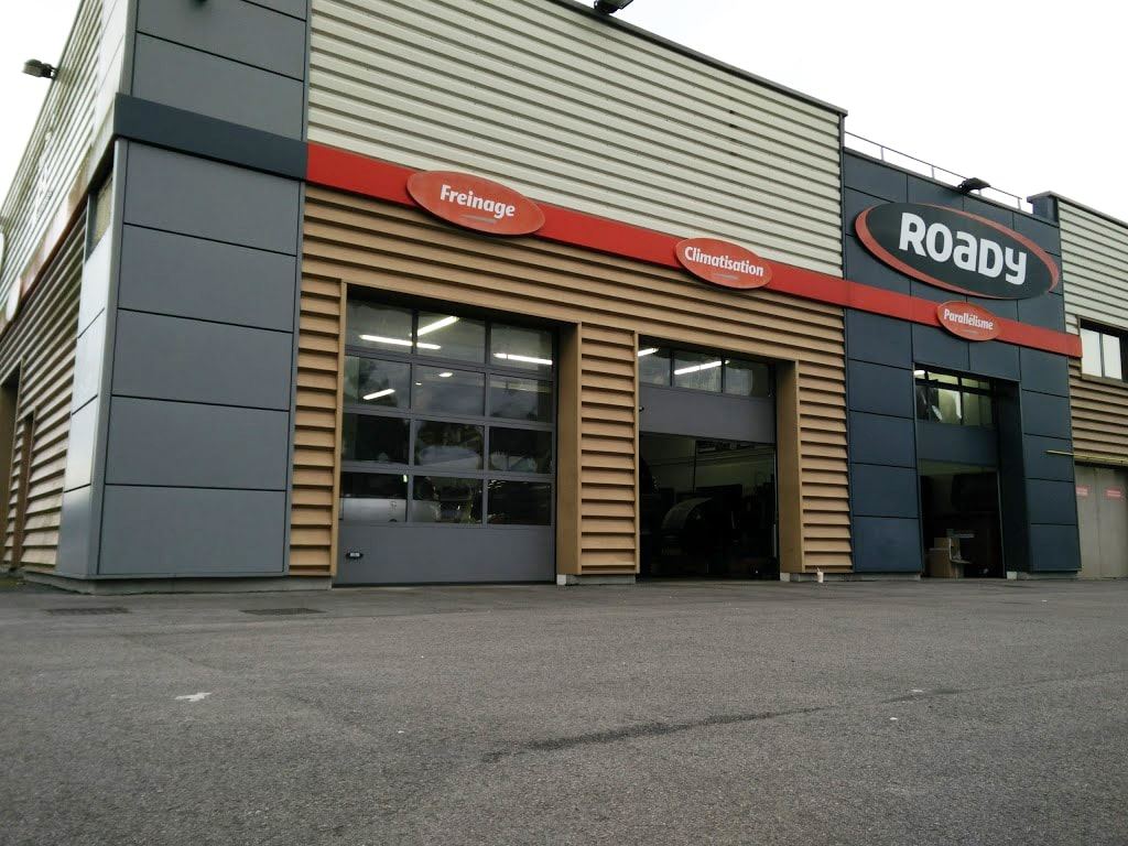 Photo Centre Auto Roady Pont Audemer